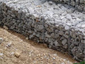 China China Manufacturer & exporter, Hot dipped galvanized Hexgonal wire netting, Gabions box on sale