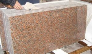 China Red granite tile,polished tile,Chinese granite on sale