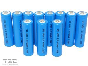China AA 3.2V LiFePO4 Battery 14500 For Solar Light  Solar Lawn Bike Head Lighting on sale