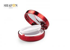 China Custom Empty Air Cushion Compact Case For Luxury Cosmetics ISO 9000 Certification on sale