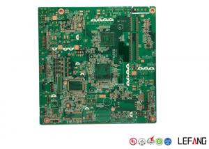 China Square High TG PCB  Board Fabrication For Automated Mining Machine Control on sale