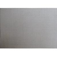 China el PVC 1*1 cubrió la protección ULTRAVIOLETA de la tela de materia textil de la tela de malla para los muebles al aire libre como silla de playa on sale