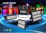 Luz de inundação do diodo emissor de luz 50W-500W para a eficácia alta do estádio/motorista do estacionamento/campo de tênis/jarda IP66 Meanwell dos esportes, 5 anos