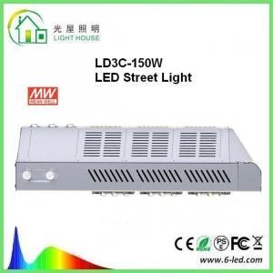 China Customized DLC 150w Led Street Light 8 Years Warranty PF>0.98 on sale