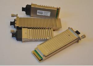 China DWDM 10GBASE / 10G Xenpak Module 1530.33 - 1561.42nm 40km For Datacom Ethernet on sale