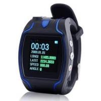 China Black MP3 Audio File Format SMS Messaging Cell Phone Wrist Watches  on sale