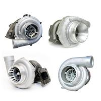 Turbocharger GARRETT 717345-0002