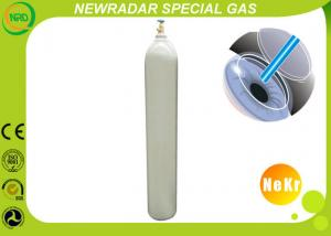 China Light Bulbs Airgas Specialty Gases With Seamless Steel Cylinders Package on sale