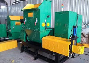 China Durable Hot Melting Plastic Auxiliary Machine EPS Styrofoam Recycling Densifier on sale