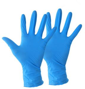 China Household Examination Hand XS Disposable Nitrile Gloves on sale