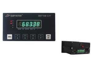 China VFD Panel Mounting Material Level Weighing Controller For Hopper Scale And Platform Scale on sale