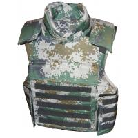 China Challenger combat vest of NIJ IIIA 9mm/.44 Aramid fiber bullet proof vest for Police and Military  Use on sale