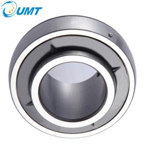 China Durability Spherical Pillow Block Insert Ball Bearings Uc212 Grease Lubrication on sale