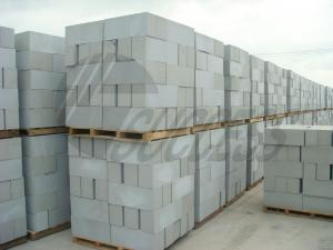 China Energy Saving AAC Wall Panels / Lightweight Concrete Panels For Building on sale