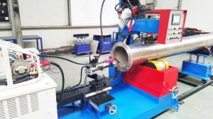 China Automatic Slip-on Pipe Flange Fillet Welding Machine on sale