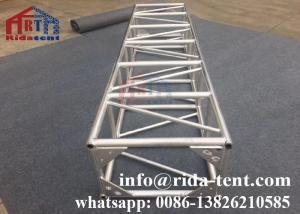 China Heavy Duty Aluminum Lighting Truss , Hanging Aluminium Truss System on sale