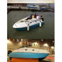 China New type environmetal protection/ energy saving / large load and fast speed sailing yacht / boats for pleasure on sale