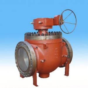 China API Top Entry Ball Valves on sale