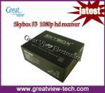 Receptor 2012 del F3 HD de Skybox 1080p para el mercado mundial