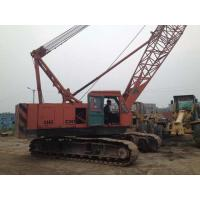 Original Japan Used IHI CCH500 50 Ton Crawler Crane For Sale Singapore Malaysia Sri Lanka