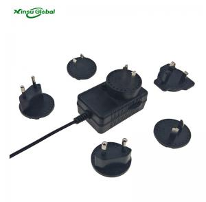 China 24w 12v 2a switch power supply suppliers XSG1202000US for American markets on sale