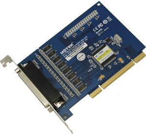 China UT-758 8 Ports 32 Bit Universal PCI Serial Card , RS232 Multi-Serial Port Card With Flow Control on sale