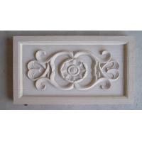 3d beige sandstone exterior wall panel