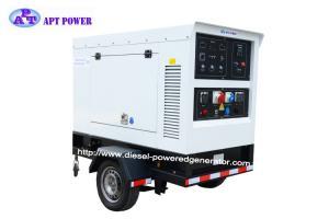 DC Diesel Welder Generator 500A Silent Type Mobile Emergency