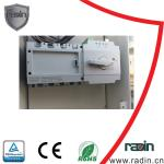 230V/50HZ C Type Changeover Switch Box , 16A-630A Generator Panel Switch