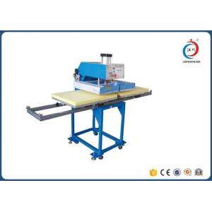 China Pneumatic Digital T Shirt Printing Press Machine Multicolor Double Station on sale