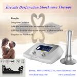 Low Energy Defocused Extracorporeal Generated Shockwave Therapy Machine Electric Magnetic