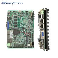 3.5 Inch Mini Fanless Intel Ivy Bridge Motherboard With Integrated HD Graphics Card