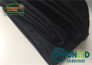 China Fusible Interlining for Apparel Industry 140gsm heavy weight interlining on sale