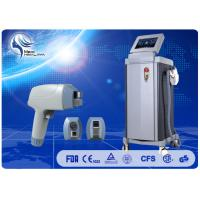 "China 0.5Hz - 10Hz Diode Laser Hair Removal Machine 808nm , 8.4"" True Color LCD Touch Screen on sale"