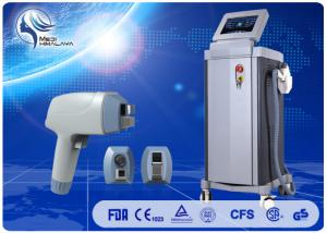 China 0.5-10HZ 600W 808nm Diode Laser Hair Removal Machine for Permanent Hair Removal on sale