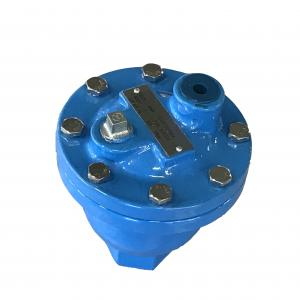 China PN16 Cast Iron Air Release Valve ANSI / JIS/ DIN Single Air Vent Valve Thread End on sale