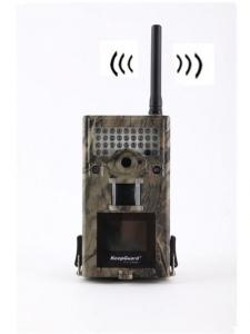 China IP54 Waterproof Wireless Scouting Camera Motion Detection with 2.4 Inch Display on sale