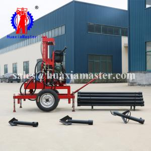 China SJDY-3 Three-phase Electric Full Hydraulic Water Well Drilling Rig on sale