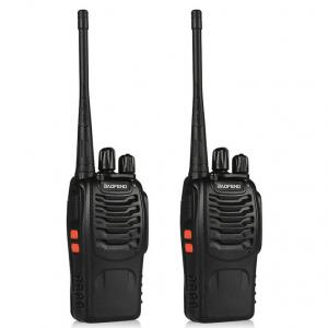 China Handheld Digital DC 3.7V 25KHz VHF Two Way Radios on sale