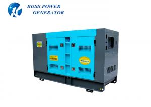 China 220V Soundproof 3 Phase Diesel Generator Standby Power Cost Effective on sale