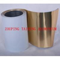 white lacquer aluminium foil for food tray