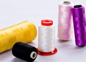 China Good quality custom-made nylon stretch sewing thread on sale
