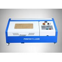 China Desktop Stamp CO2 Laser Engraving Machine With Automatic Control System on sale