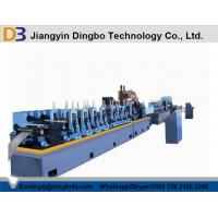 China High Speed and High FrequencyTube Mill Line For Galvanized Steel and Carbon Steel on sale