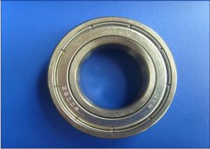 China High Speed P2 Deep Groove Ball Bearing NTN 6005 Z With ABEC3 , Z Seals on sale