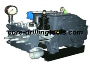 China Geological Prospecting Drilling Mud Pumps For Drilling Rigs 183Nm on sale