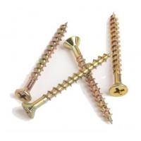 China 12mm 40mm 100mm Bugle Head Self Tapping Screws With Nibs Under Head Definition on sale