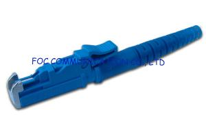 China E2000 Fiber Optic Connector Single Mode High Precision For Fiber Networks on sale