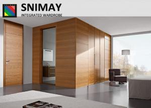 Luxury Drawing Room Door internal wooden doors Dark Wood Bedroom