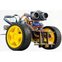 2WD Drive Smart Arduino DOF Robot Ultrasonic Obstacle Avoidance / Line Tracking